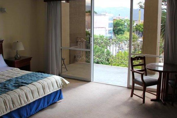 Hotel Tehuacan Plaza - фото 48