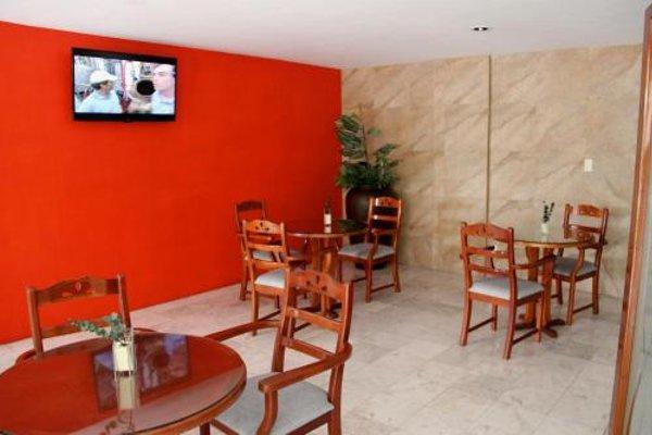 Hotel Tehuacan Plaza - фото 12