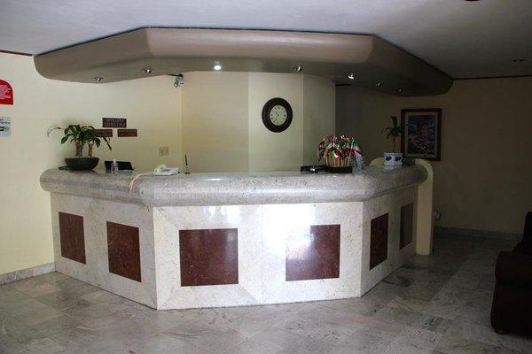 Hotel Tehuacan Plaza - фото 13