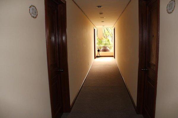 Hotel Tehuacan Plaza - фото 16