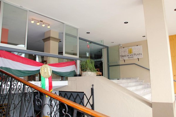 Hotel Tehuacan Plaza - фото 17