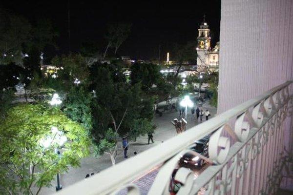 Hotel Tehuacan Plaza - фото 18