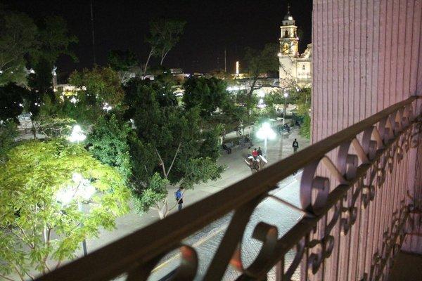 Hotel Tehuacan Plaza - фото 19