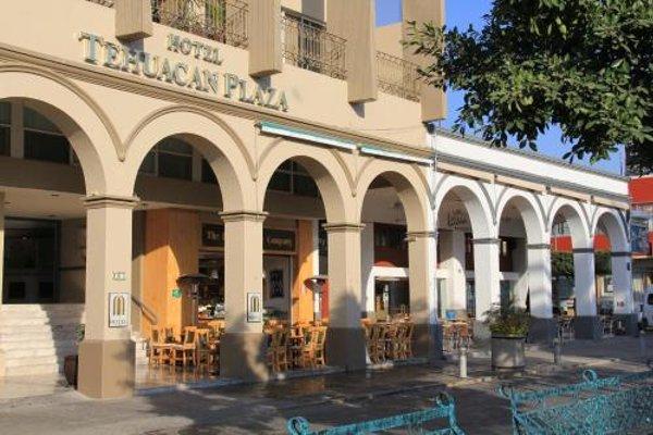 Hotel Tehuacan Plaza - фото 20