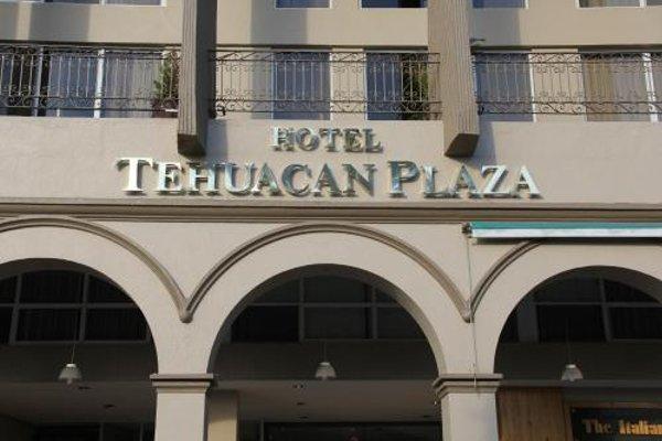 Hotel Tehuacan Plaza - фото 21