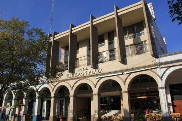 Hotel Tehuacan Plaza - фото 22