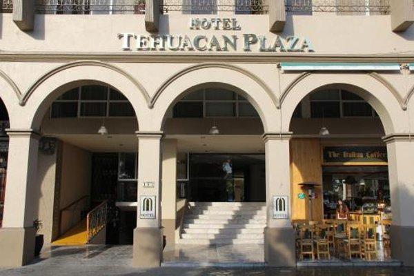 Hotel Tehuacan Plaza - фото 23