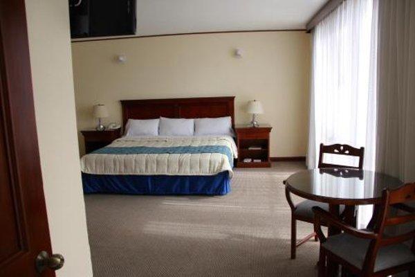 Hotel Tehuacan Plaza - фото 3