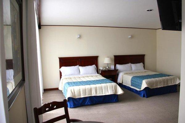 Hotel Tehuacan Plaza - фото 5