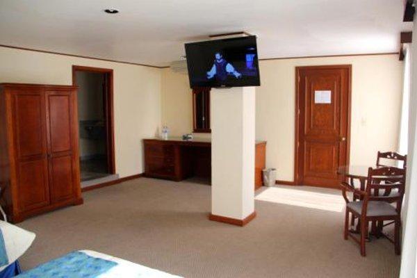 Hotel Tehuacan Plaza - фото 8