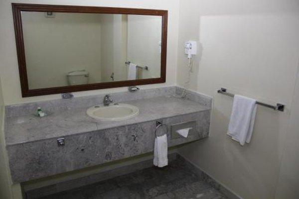 Hotel Tehuacan Plaza - фото 9