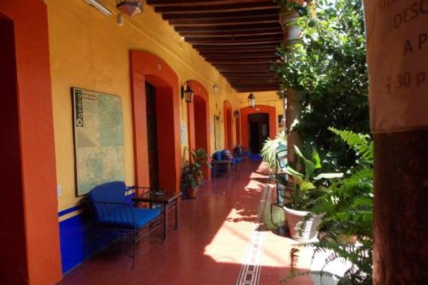 Hotel Posada del Centro - фото 11