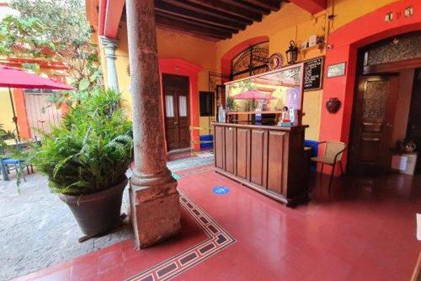 Hotel Posada del Centro - фото 12