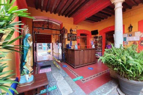 Hotel Posada del Centro - фото 13