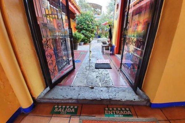 Hotel Posada del Centro - фото 14