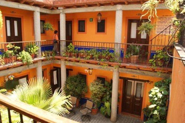 Hotel Posada del Centro - фото 23