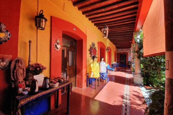 Hotel Posada del Centro - фото 7