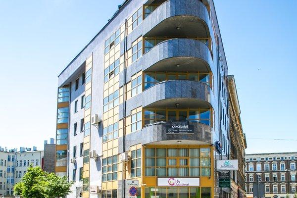 City Aparthotel - фото 22