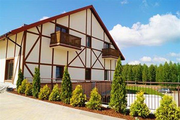 Mikolajki Resort Hotel & Spa Jora Wielka - фото 22
