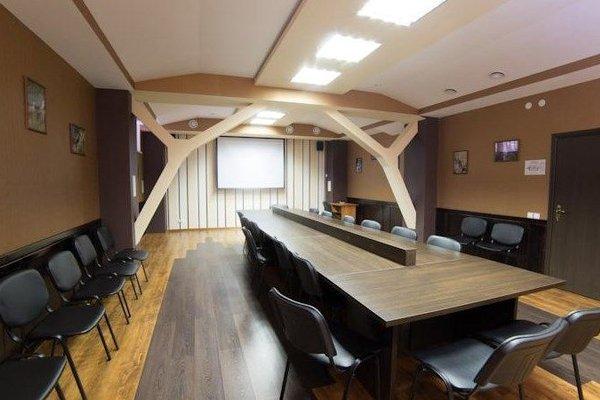 Отель «Саяногорск» - фото 20
