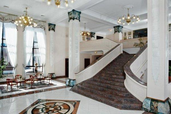 Клуб-отель Галерея - фото 16