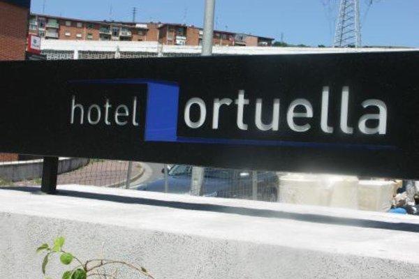 Hotel Ortuella - фото 19