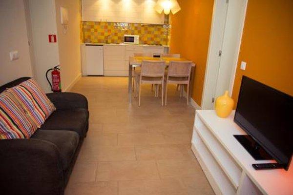 Apartamentos Bergantes - фото 5