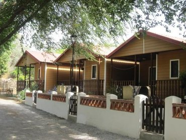 Guesthouse Camping Orgiva