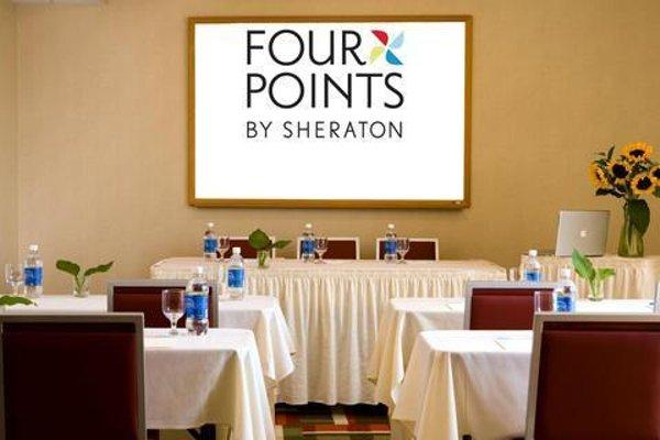 Four Points by Sheraton Kelowna Airport - фото 10
