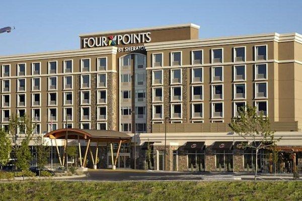 Four Points by Sheraton Kelowna Airport - фото 22