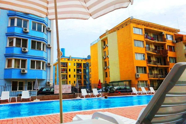Menada Sunset Beach Apartment - фото 10