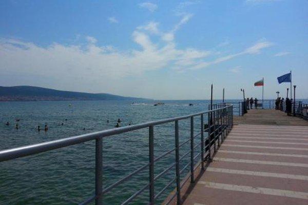 Menada Planeta Apartment - фото 23