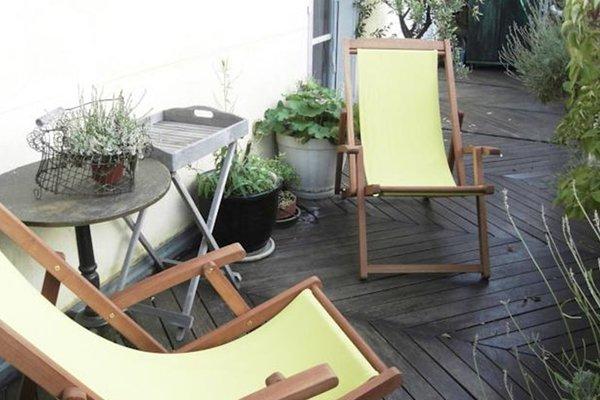 Appart Batignolles/Terrasse - фото 46