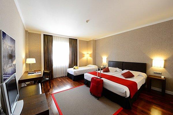 Отель Castilla Termal Balneario de Olmedo 4st - фото 50