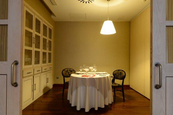 Отель Castilla Termal Balneario de Olmedo 4st - фото 11