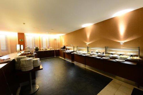 Отель Castilla Termal Balneario de Olmedo 4st - 13