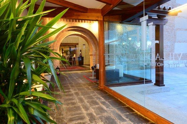 Отель Castilla Termal Balneario de Olmedo 4st - фото 15
