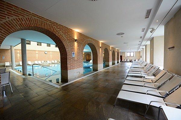 Отель Castilla Termal Balneario de Olmedo 4st - фото 20