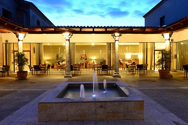 Отель Castilla Termal Balneario de Olmedo 4st - фото 23