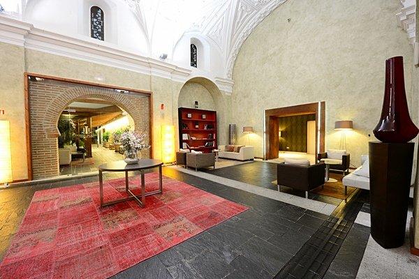 Отель Castilla Termal Balneario de Olmedo 4st - фото 6