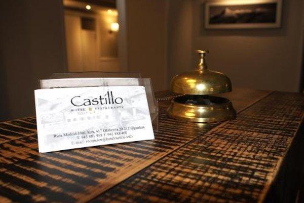 Hotel Castillo - фото 17