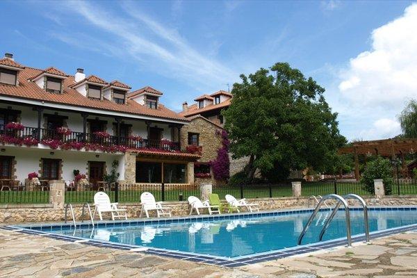 Hosteria Spa El Pomar - фото 20