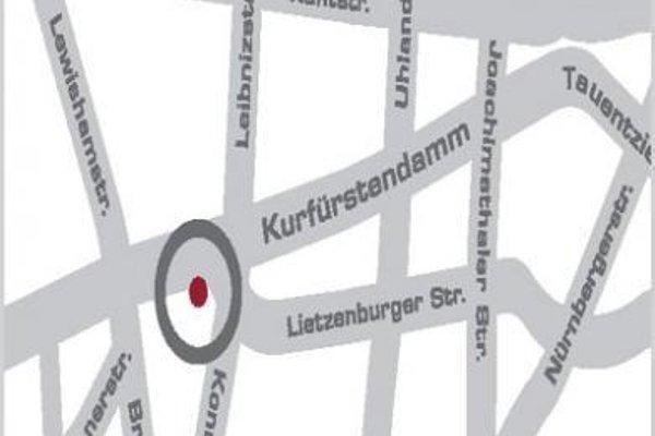 Come Inn Berlin Kurfurstendamm - фото 21