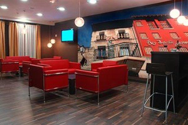 Hotel Rey Sancho - фото 15