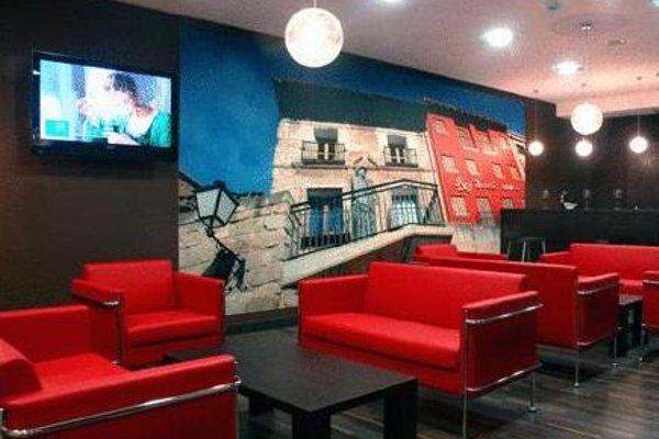 Hotel Rey Sancho - фото 3