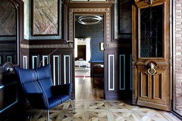 Rusticae Hotel Villa Clementina - фото 4