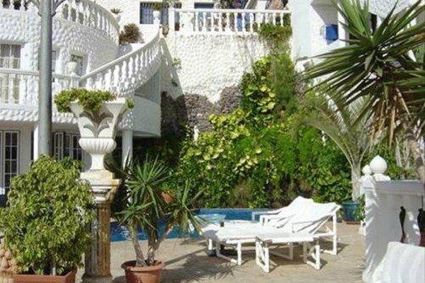 Casablanca Apartamentos - фото 10