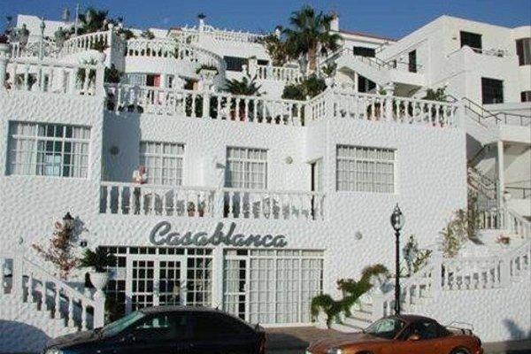 Casablanca Apartamentos - фото 13