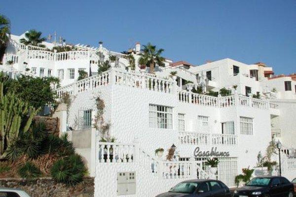 Casablanca Apartamentos - фото 15