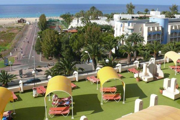 Apartamentos Palm Garden - фото 16